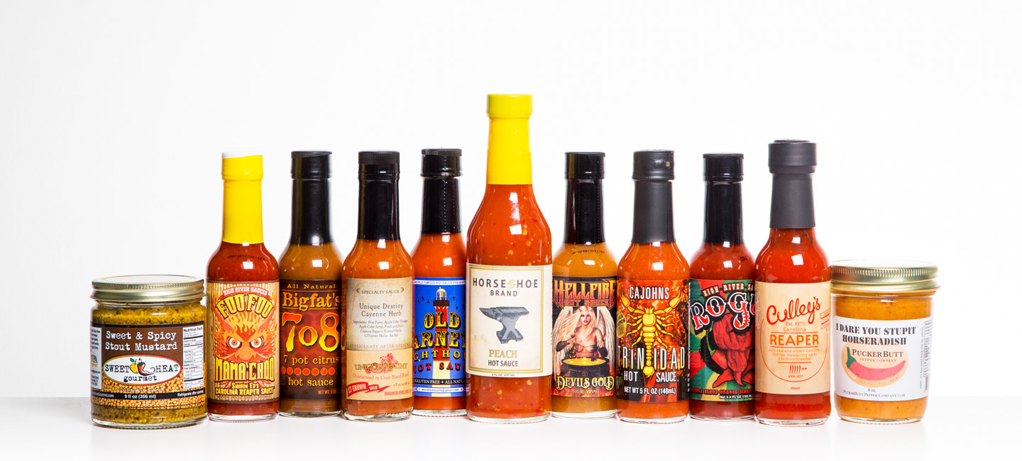Best Hot Sauces You've Probably Never Heard Of