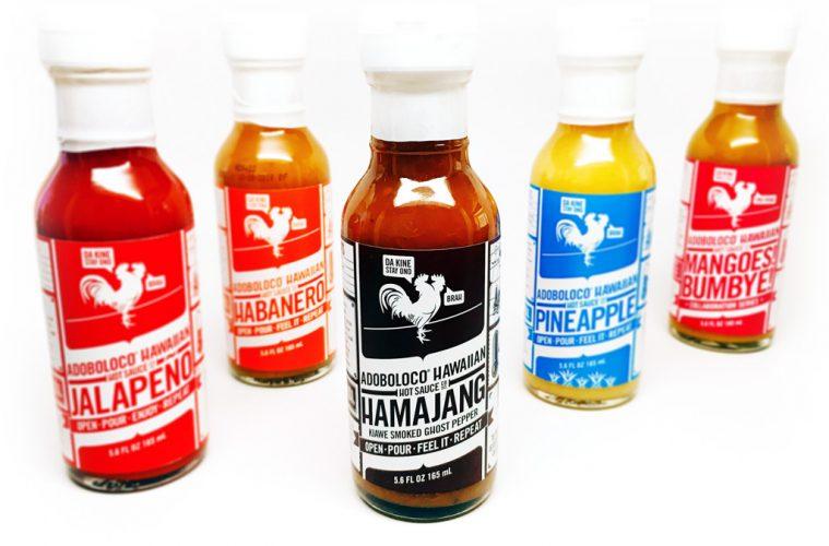 Adoboloco hot sauces