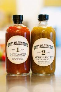 Northwest Elixirs hot sauces