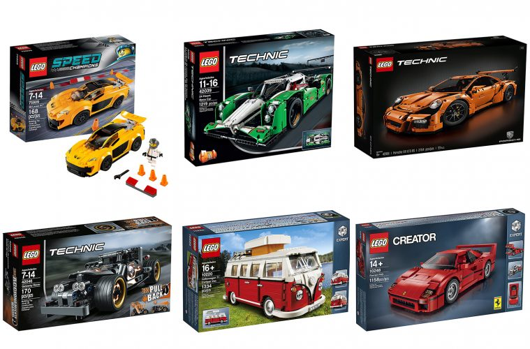 Best Lego Car Sets