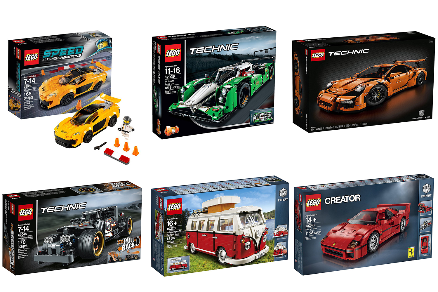 Best Lego Car Sets