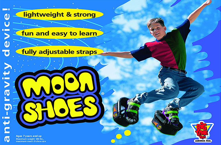 Nostalgic '90s Toys That We Loved - Moon Shoes