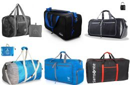 Best Travel / Foldable / Collapsible Duffel Bags