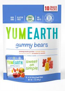 YumEarth Natural Gummy Bears