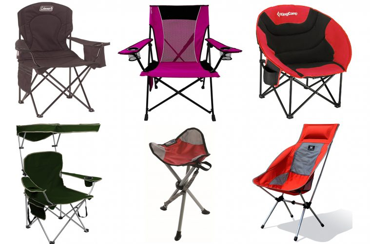 Beat Folding Camping Chairs