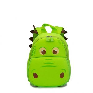 YISIBO Waterproof Kids Backpack 3D Dinosaur