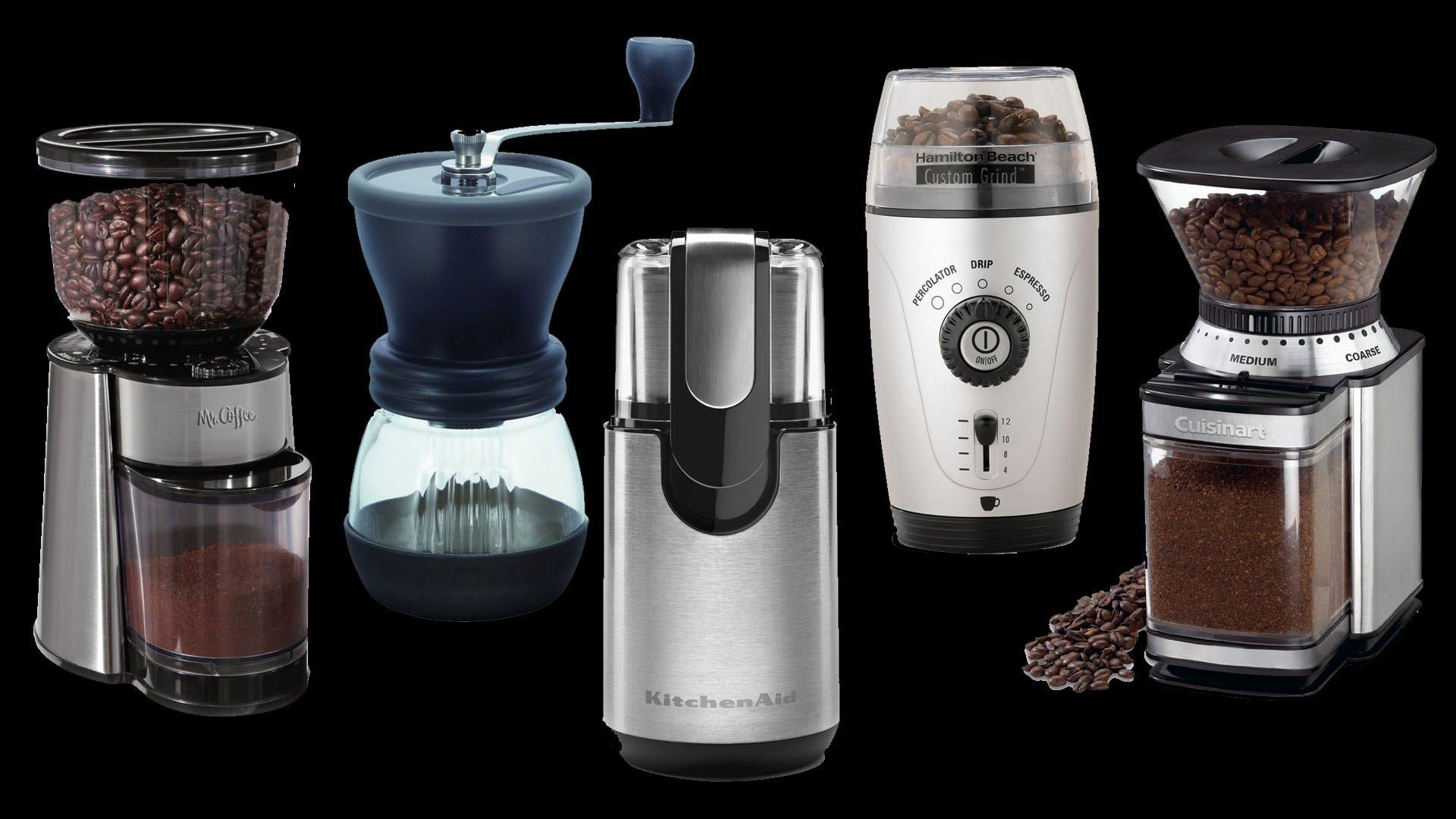 Best Coffee Grinder ~ Top best coffee grinders for lovers