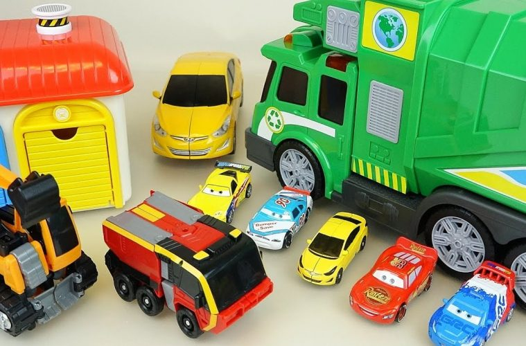 Top 10 Best Toy Trucks And Cars For Kids