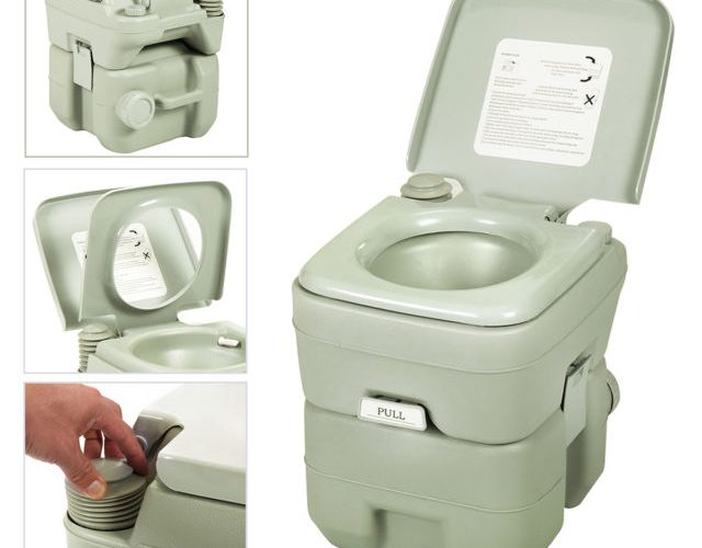 Portable Camping Toilet : Top 10 best camping toilets shopcalypse.com